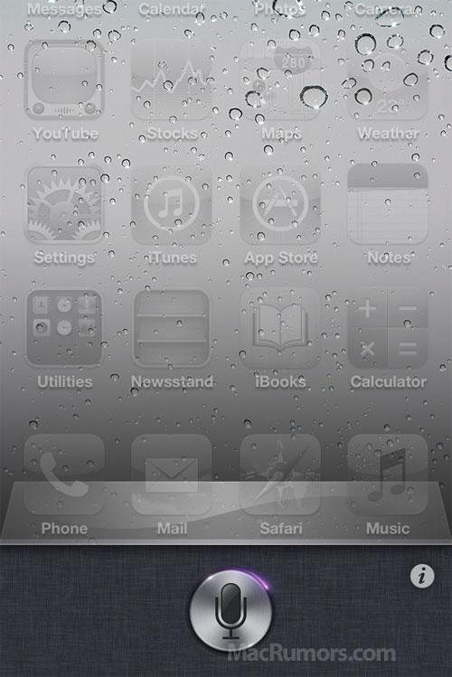 La funzione Assistant su iOS 5 in un video