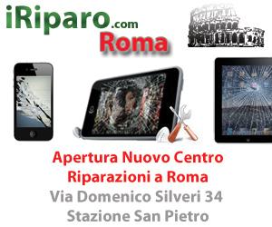 iRiparo.com apre un centro riparazioni Express a Roma!