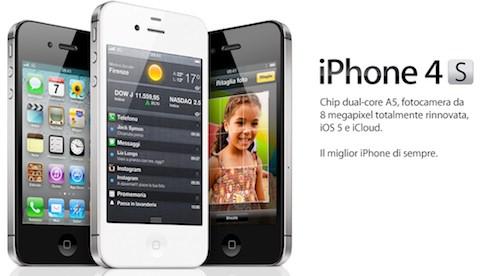 La presentazione ufficiale dell'iPhone 4s, ecco le caratteristiche