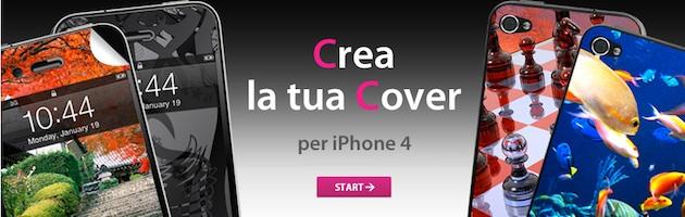 Pellicole personalizzate per iPhone 4 da VaVeliero