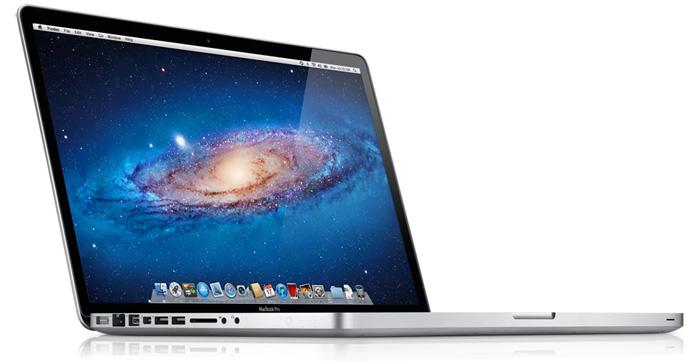MacBook Pro line-up