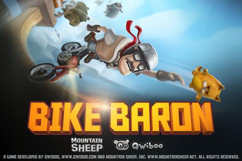Byke Baron: uno dei migliori giochi trial per iPhone