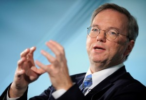 Eric Schmidt apple android