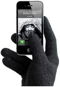 mujo guanti touchscreen
