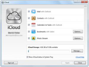 icloud app mac