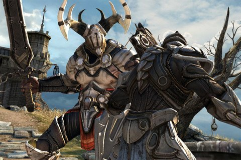 Recensione Infinity Blade 2