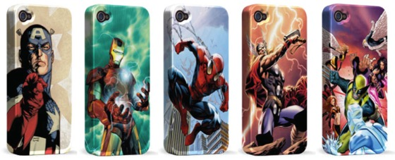 Nuove custodie Case-Mate con tema Marvel