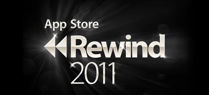 appstore rewind 2011