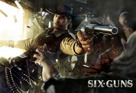 apple six guns gioco
