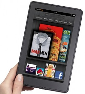 tablet kindle fire amazon