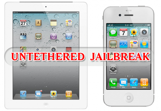 Come fare il Jailbreak Untethered di iPhone 4S e iPad 2 (MAC)