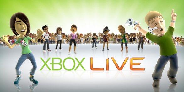 Xbox Live Microsoft