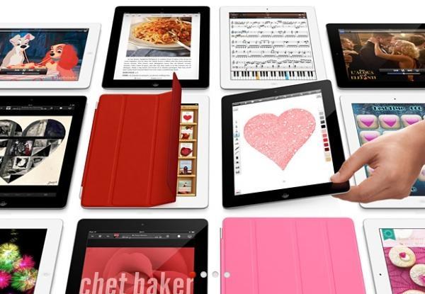 Apple Store: una vetrina speciale per San Valentino