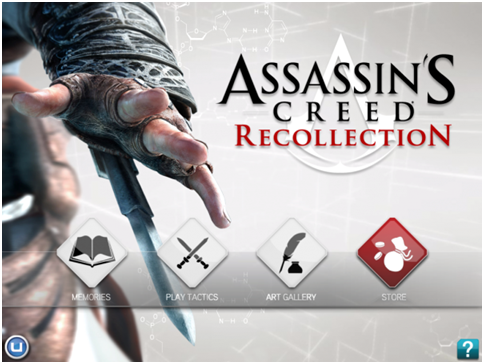 Assassin's Creed: Recollection disponibile su iPad