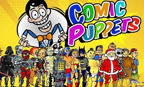app comic puppets appstore
