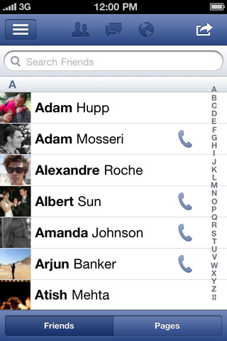"""Facebook 5.3: appare il tasto """"Condividi"""" ma solo nei video"""