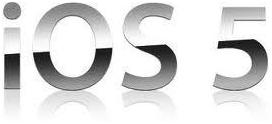 iOS 5 apple