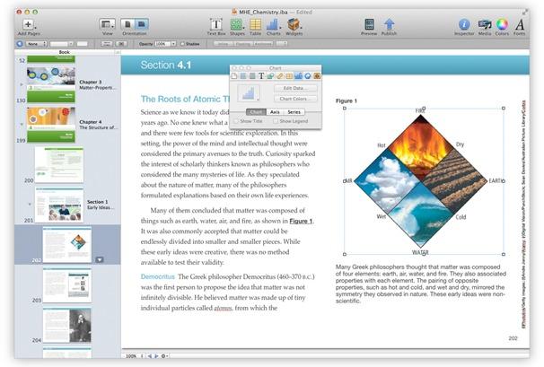 iBooks Author: app disponibile gratuitamente nello Store
