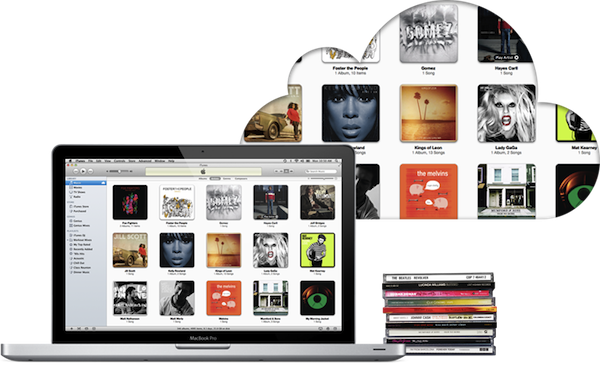 iTunes Cloud image