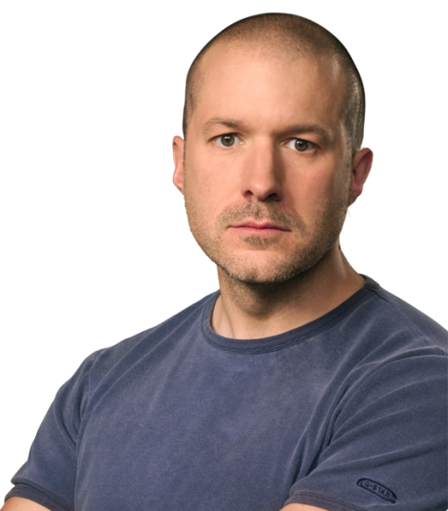 designer apple jonathan ive foto
