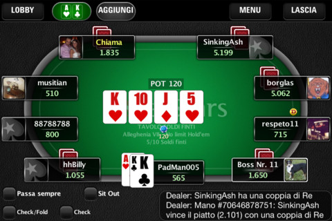 pokerstars mobile poker