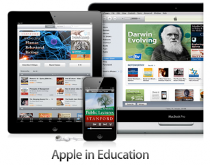 education apple