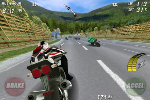 Streetbike Full Blast Chilingo