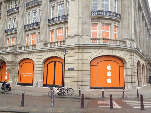 Apple store prossima apertura olanda