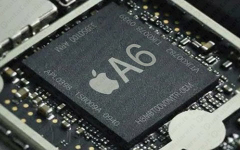 Chip A6 Apple iPad 3