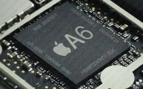 Chip A6 Apple iPad 3