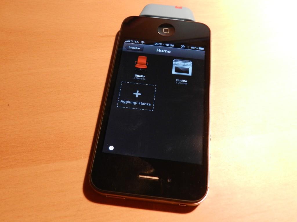 foto voomote iphone