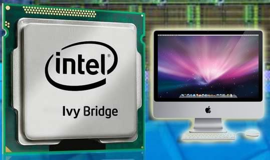 Intel Ivy Bridge mac