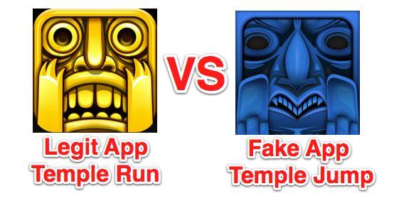 applicazioni false appstore