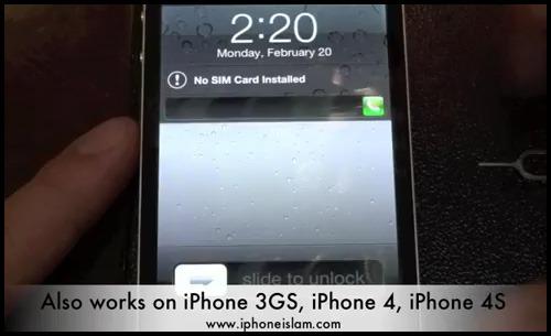 bug sistema operativo iOS 5