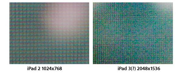 pixel ipad 2 ipad 3