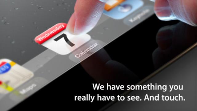 iPad 3: tutte le novità che ci dovremmo aspettare per il 7 marzo