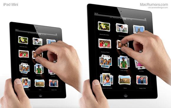 display ipad 3 8 pollici