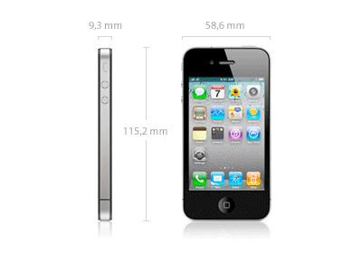 iPhone 4 8 GB brasile