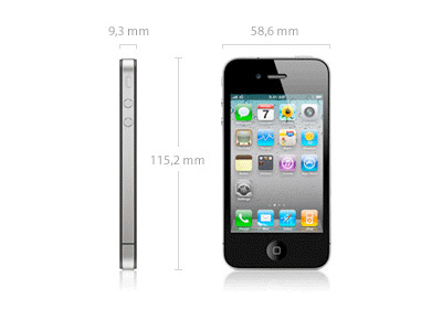 iPhone 4 8 GB brasile