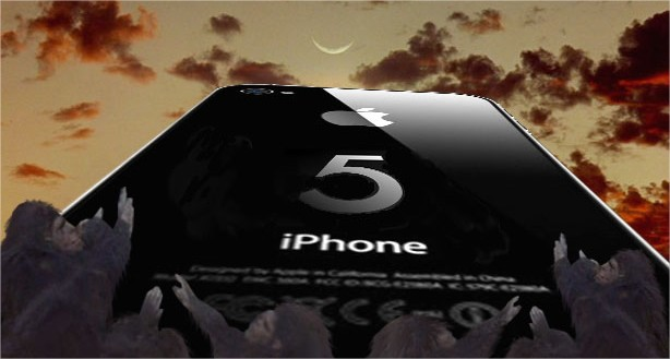 iPhone 5 apple giugno