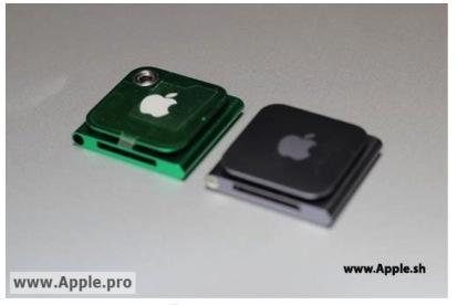 Apple starebbe per rilasciare un iPod Nano con fotocamera integrata