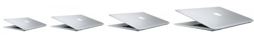 MacBook Pro 2012: design simile ai MacBook Air?
