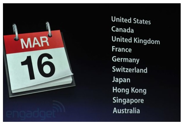 16 marzo commercio nuovo iPad