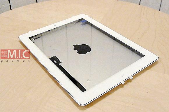 Uniti i pezzi del nuovo iPad 3 in un video