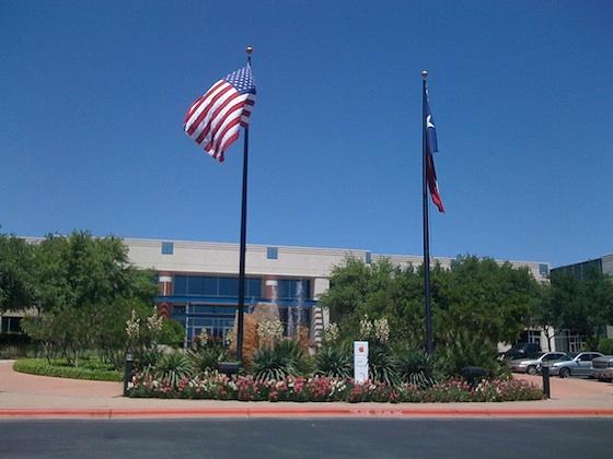 Campus Apple in Texas