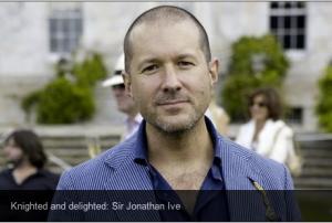 Jony Ive Apple