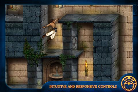 Prince of Persia Classic HD iPad