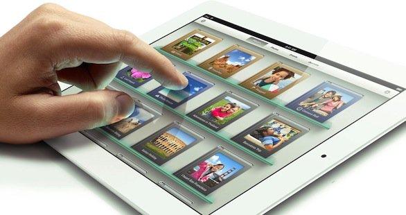 retina display nuovo ipad