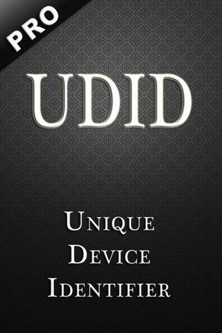 UDID apple