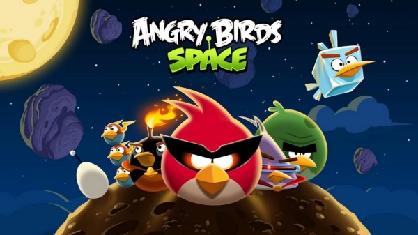 angry birds space game ios